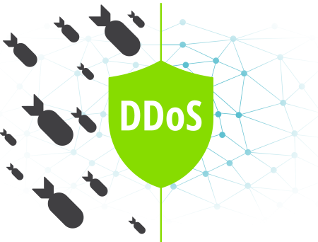 DDoS server protection