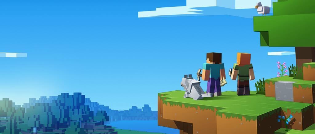 Mojang Minecraft Game