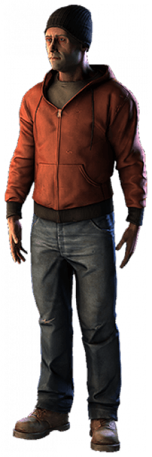 Rust survival character